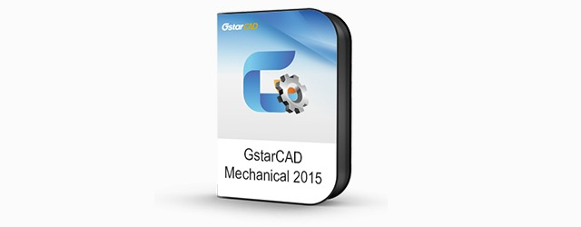Nov paket GstarCAD Mechanical 2015