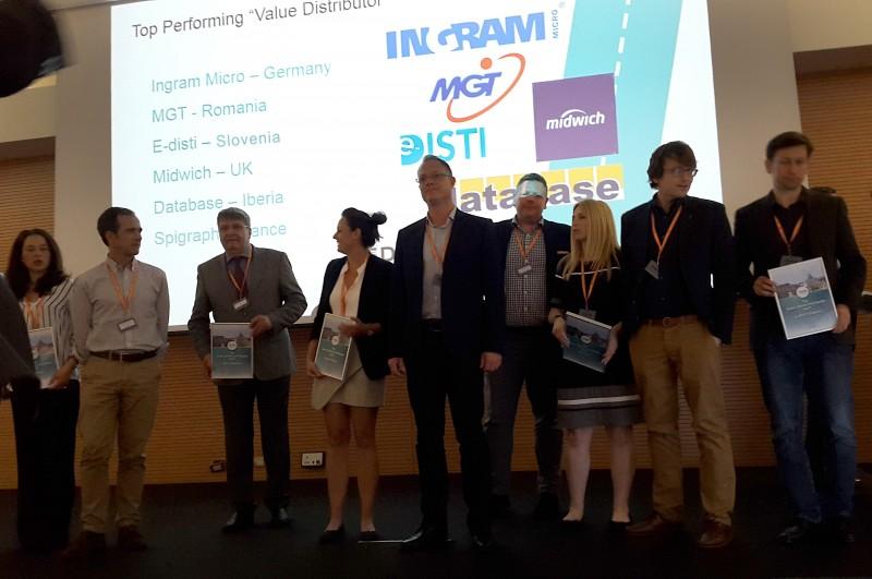 e-DISTI je dobitnik Kodak Alaris nagrade za jednog od najboljih distributera godine.