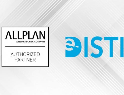 e-DISTI – novi distributer za Allplan v Sloveniji
