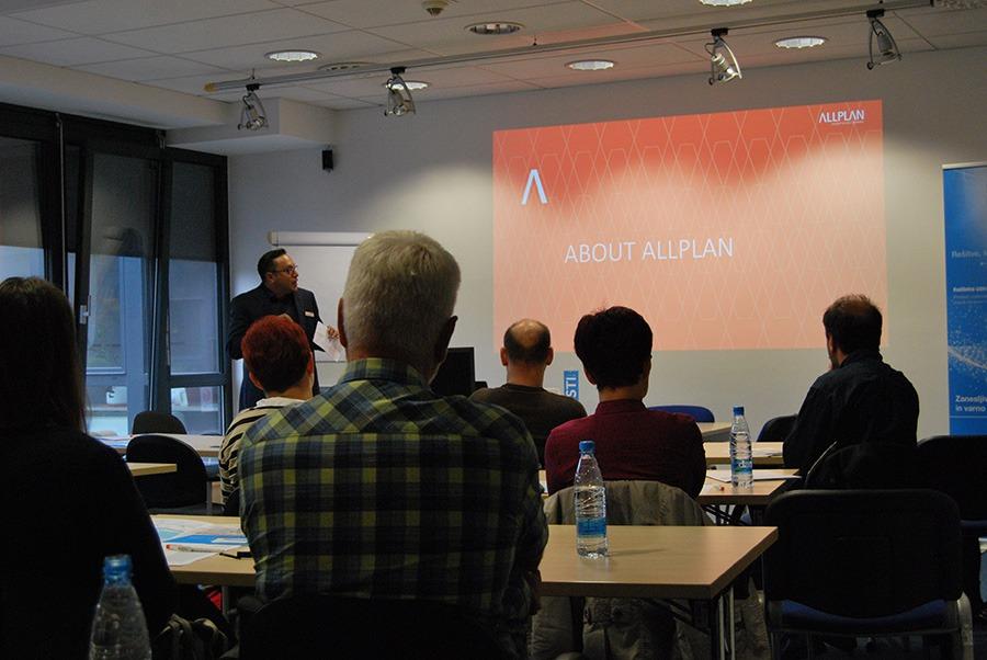 predstavitev programske opreme
