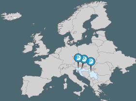 E-disti d.o.o. zemljevid