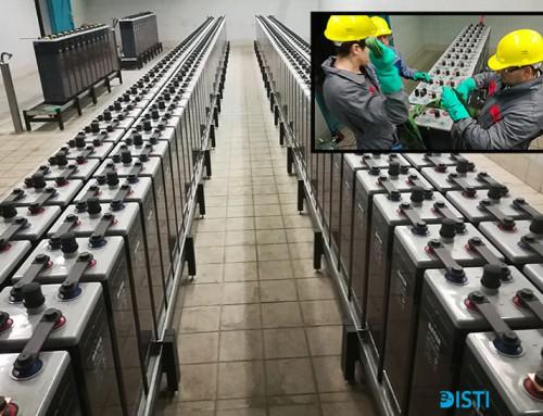 Termoelektrarna Šoštanj zamenjala stacionarne OPzS baterije