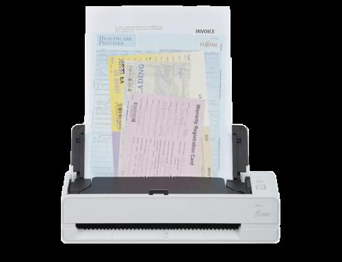 NOVO: Fujitsu fi-800R
