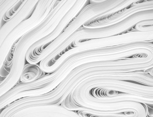 Nasveti za zmanjšanje papirnih odpadkov za pisarno
